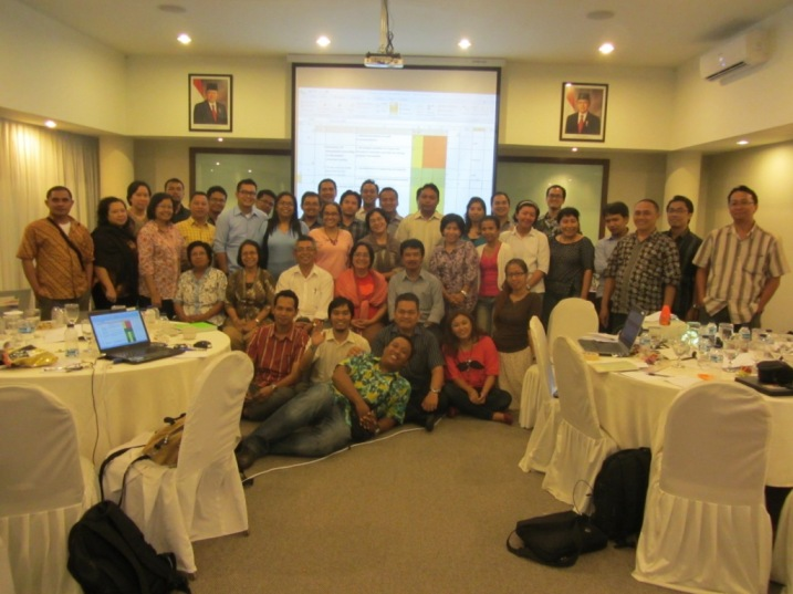Java Regional Meeting, December 2012.